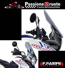 Cupolino touring trasparente moto Fabbri honda transalp xlv 700 08 - 13 H117c