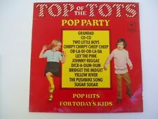 TOP OF THE TOTS POP PARTY - FUN LP record