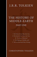 History of Middle-Earth: Pt. 1 by Christopher Tolkien (Hardback, 2003)