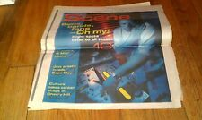 South Jersey Scene 2002 The Blasterd EMINEM Donnas MAXIM VENGEROV Courier Post
