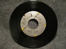 """45 RPM 7"""" Record Wilson Phillips You Won't See Me Cry SBK Records S7-57743 EXC"""