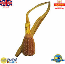 NEW ROYAL OFFICER SWORD KNOT GOLD/GOLDEN SWORD KNOT BRITISH ARMY/SWORD KNOT