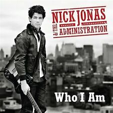 Who I Am [Nick Jonas & the Administration] [2 discs] New CD