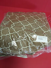 Ballard Designs Umbrella Replacement Canopy Cover Patio 11' Arden Chocolate