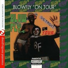 On Tour - Blowfly (2013, CD NIEUW) CD-R