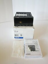 NEW OMRON DIGITAL PANEL METER K3HB-XAD AC100-240V