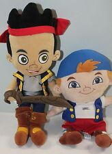 Jake and the Netherlands Pirate and Cubby Doll Disney