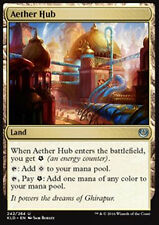 MTG AETHER HUB - CENTRO DELL'ETERE - KLD - MAGIC