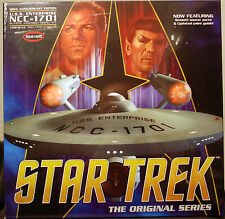 Star Trek U.S.S. Enterprise NCC 1701 50th Annivers. , 1:350, Polar Lights 938