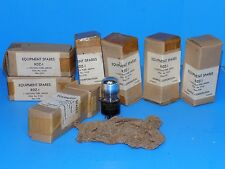 * 1945 NOS NIB MILITARY SYLVANIA JAN CHS 6SN7W SHORT BOTTLE TUBE  - 7  AVAILABLE