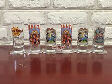 Hard Rock Cafe shot glasses holder