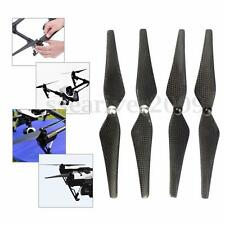 New 4x Carbon Fiber 9450 Propellers Self-Locking Blades For Drone DJI Phantom 3