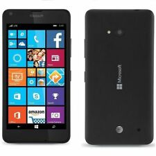 "BRAND NEW Microsoft Nokia Lumia 640 LTE 8GB  Unlocked 4G LTE 5.0"" Sealed"