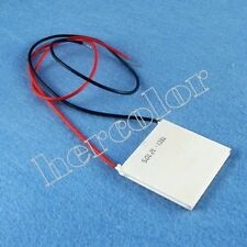 5X TEC1-12705 Thermoelectric Cooler Peltier 12V 50W 77W