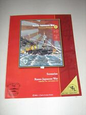 Dawn of the Rising Sun: The Russo-Japanese War: Scenarios Book (New)