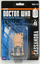 Doctor Who LADY CASSANDRA Collectible Resin Figure No.46