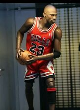Enterbay Real Masterpiece 1/6 Michael Jordan #23 Road Edition (Red Jersey)