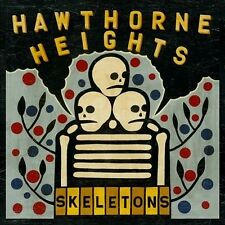 Skeletons ~ Hawthorne Heights *** NEW*SEALED CD***FREE USA S&H