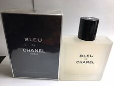 BLEU DE CHANEL by Chanel 3.4 oz  / 100 ML AFTER SHAVE LOTION SPLASH MEN NIB SEAL