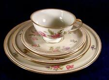 Rosenthal Dresden Flowers Floral 5Pc Place Setting Winifred Shape SIX Available