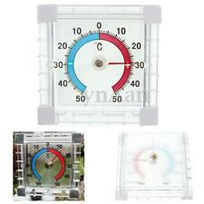 Window Indoor Outdoor Wall Greenhouse Temperature Thermometer Weather Station
