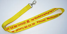 Life Park Leipzig Fitness Wellness Kurse Schlüsselband Lanyard NEU (T130)