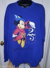 Mickey, Inc. Unisex Multi Color Mickey Mouse Sweatshirt Size XXL