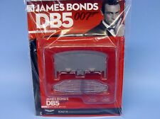 Build your own James Bond 007 Aston Martin DB5 1/8 - Ausgabe 01