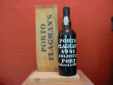 Portwein - FLAGMAN´S 1941 - Matured in Wood - 75 Jahre !!