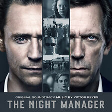 The Night Manager Original TV Soundtrack - Victor Reyes