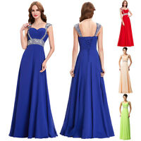 Long Evening Formal Party Ball Gown Prom Bridesmaid Dress GRACE KARIN Maxi DRESS