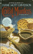 The Cereal Murders No. 3 by Diane Mott Davidson (1994, Paperback)