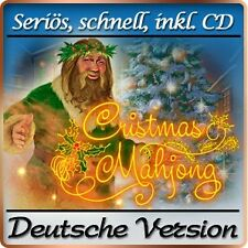Weihnachts-Mahjong Deluxe - PC-Spiel - Christmas-Mahjong