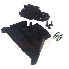 RPM Front Bulkhead Black Traxxas Slash Rally LCG 4x4 Chassis 1:10 RC Car #73562