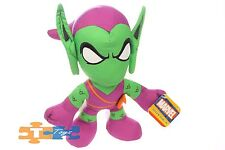 "GREEN GOBLIN Official 2017 Marvel Just Play 8"" Soft Push Figure ""NEW"""