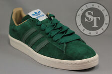ADIDAS CAMPUS 80s BID C77578 GREEN WHITE SIZE: 8.5