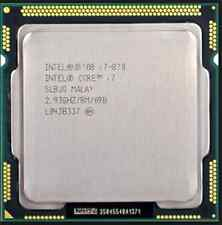 Intel CPU Core i7-870 2.9GHZ LGA 1156
