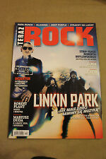 Teraz Rock 10/2010 Linkin Park, Korn, Robert Plant, Klaxons, Deep Purple