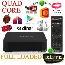 New! 2015 MXQ Quad Core Android TV Box Fully Loaded Sports Film Movies Kodi 16