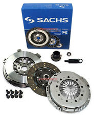 SACHS-FX STAGE 2 DISC CLUTCH KIT & SOLID FLYWHEEL for 2001-2006 BMW M3 E46 S54