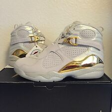 Air Jordan 8 VIII Champagne Championship Trophy C&C Size 14 DS New Authentic