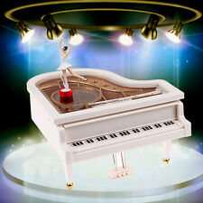 1PCS Classical Piano Music Box Ballet Dancer Dancing Ballerina Musical Toy Gifts