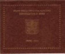 Vatikaan  2011   lege blister  Coffret vide
