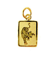 22k 22kt pendant zodiac tiger chinese sign charm # 66