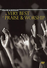 The Very Best of Praise & Worship (DVD, 2008) RARE BRAND NEW