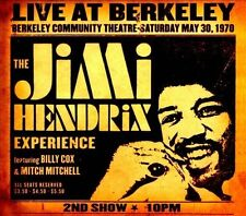 Live at Berkeley [Digipak] by Jimi Hendrix Experience NEW SEALED CD