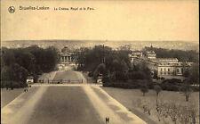 Brüssel Bruxelles Laeken Belgien Belgique AK ~1910 Chateau Royal Schloss Palace