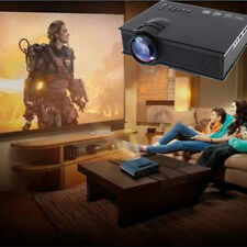 Multimedia 3000 Lumens  HD Pro LED Projector Home Theater TV/HDMI 1080P VGA USB