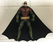 Custom Batman Arkham Knight ROBIN Cloth Cape CAPE ONLY DC Collectibles
