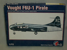 Pavla 1/72 Scale Vought F6U-1 Pirate